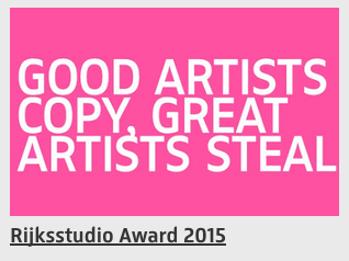 RijksStudio Award 2015